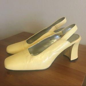 Maryam Nassir Zadeh look-alike slingback heels